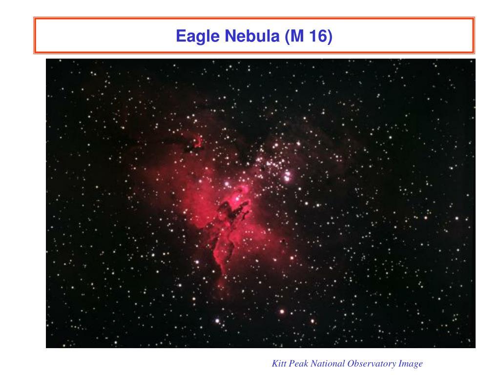 Eagle Nebula (M 16)