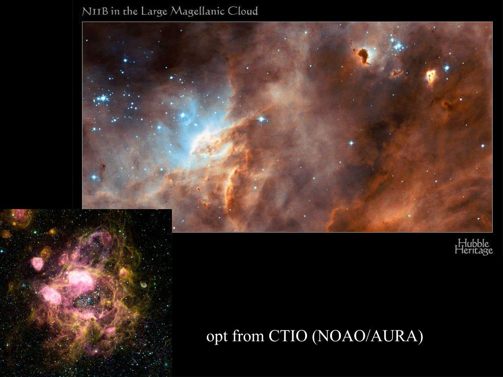 opt from CTIO (NOAO/AURA)