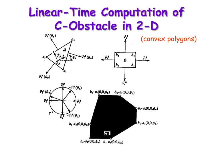 Linear-Time Computation of