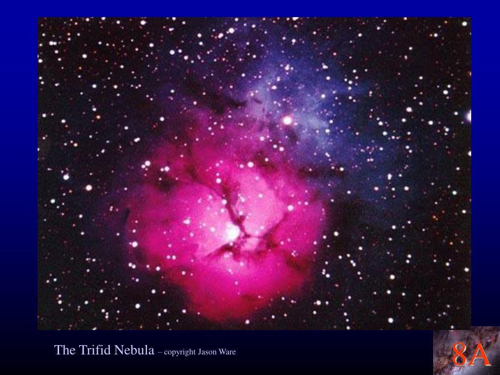 The Trifid Nebula