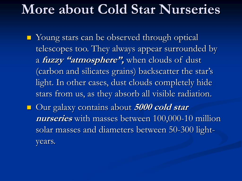 More about Cold Star Nurseries