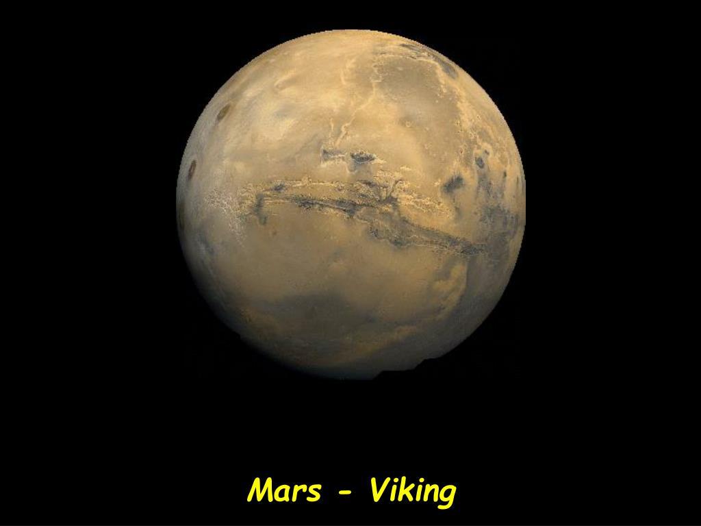 Mars - Viking
