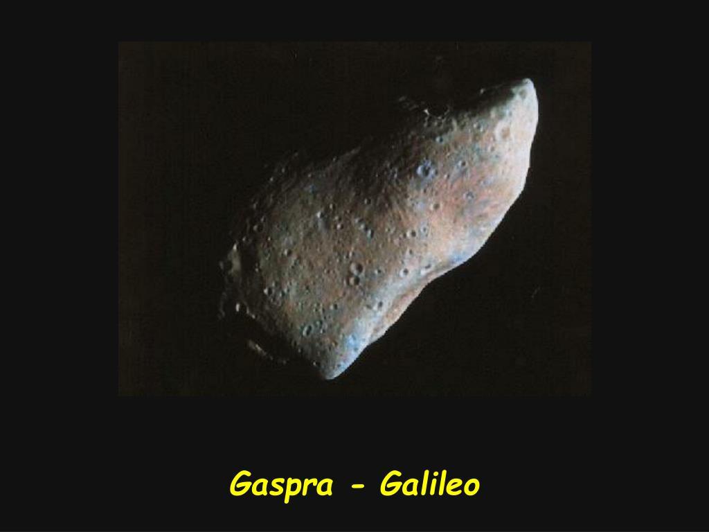 Gaspra - Galileo