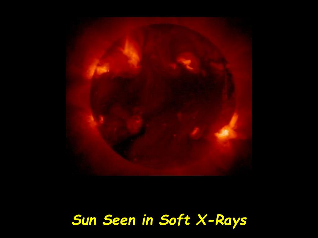 Sun Seen in Soft X-Rays