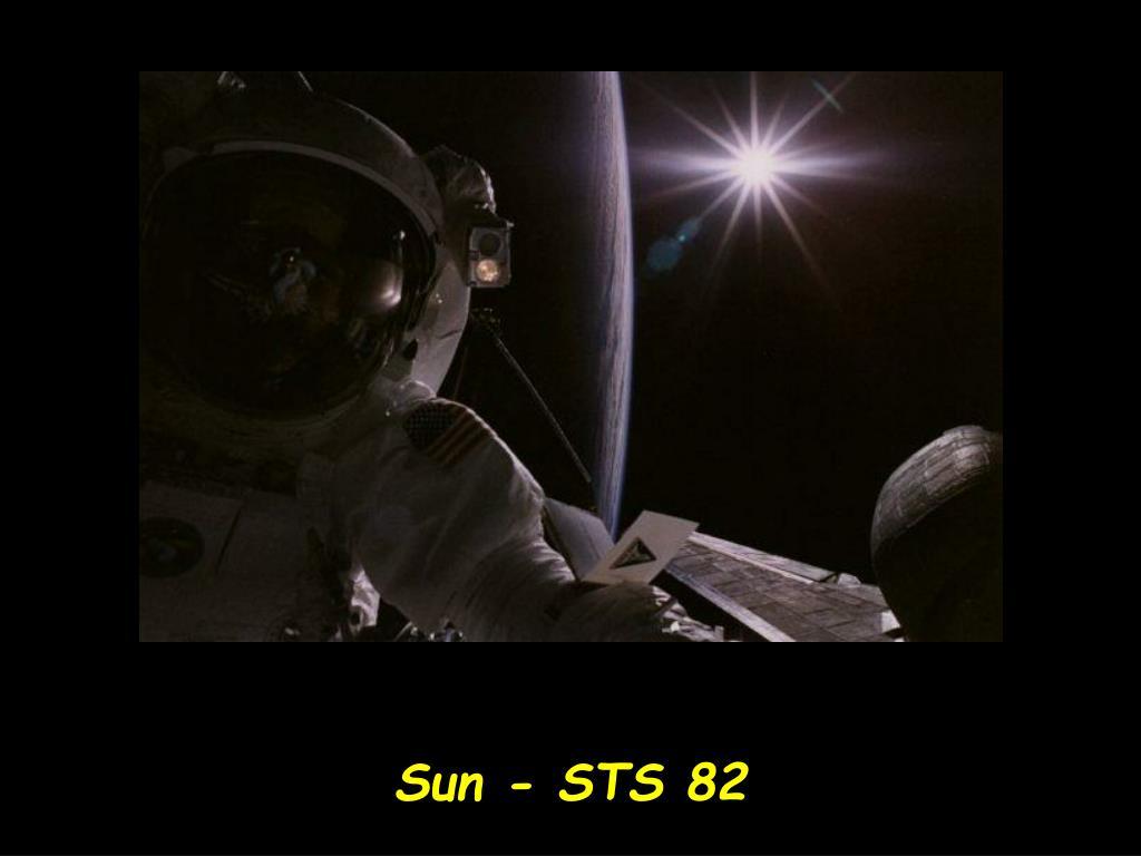 Sun - STS 82