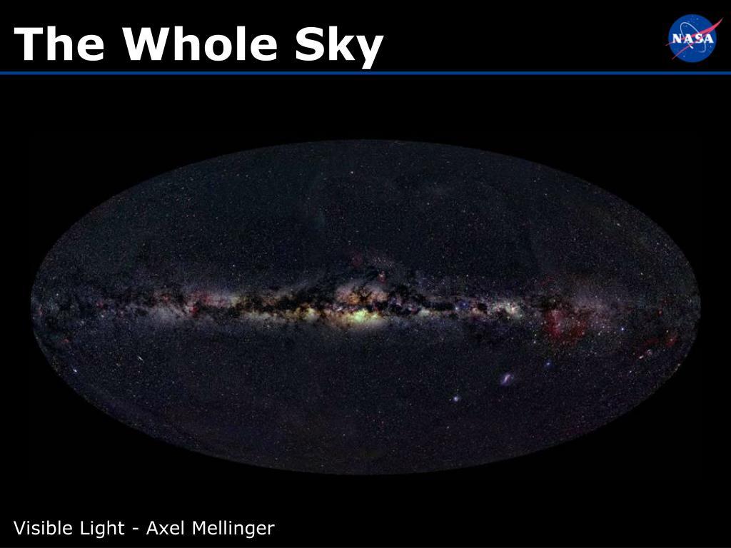 The Whole Sky