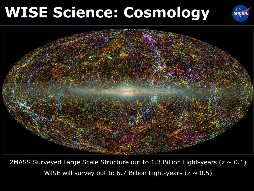 WISE Science: Cosmology