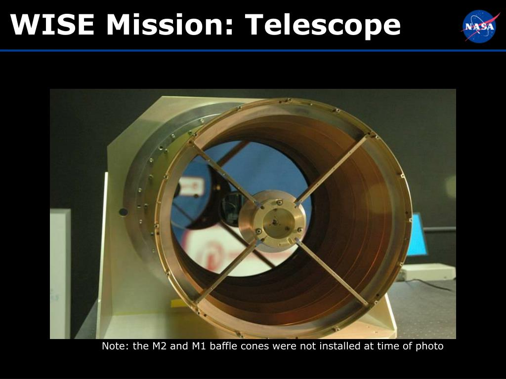WISE Mission: Telescope