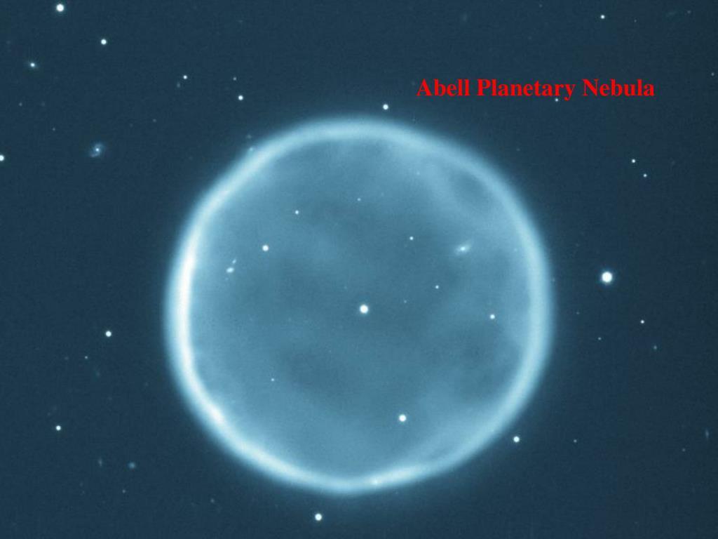 Abell Planetary Nebula