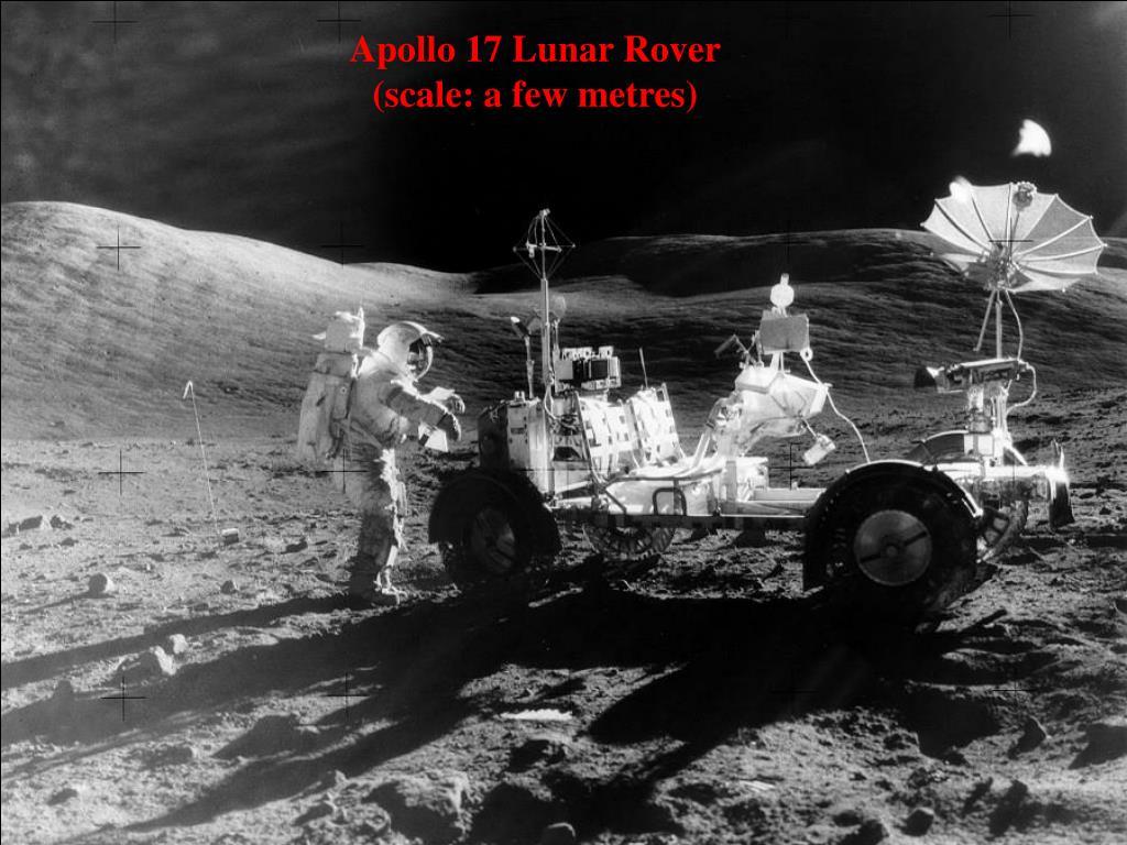 Apollo 17 Lunar Rover