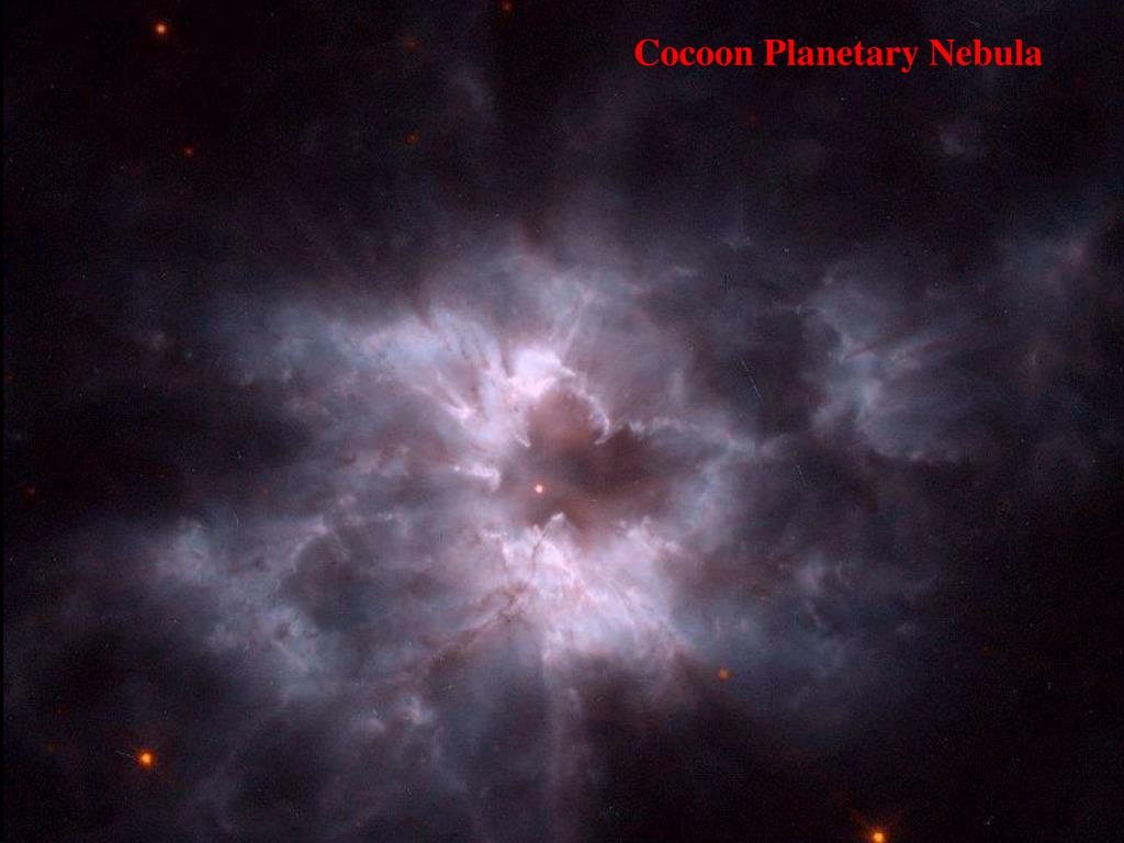 Cocoon Planetary Nebula