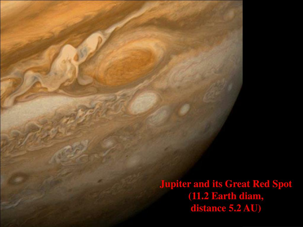 Jupiter and its Great Red Spot