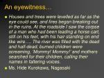 an eyewitness11