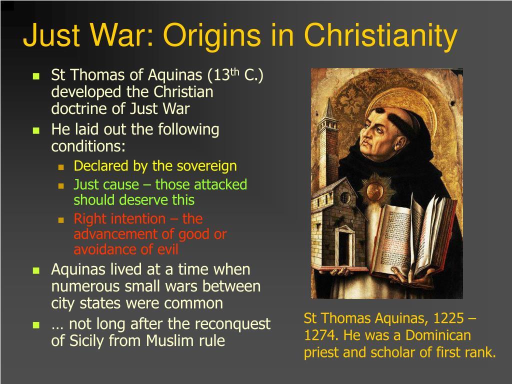 St Thomas of Aquinas (13