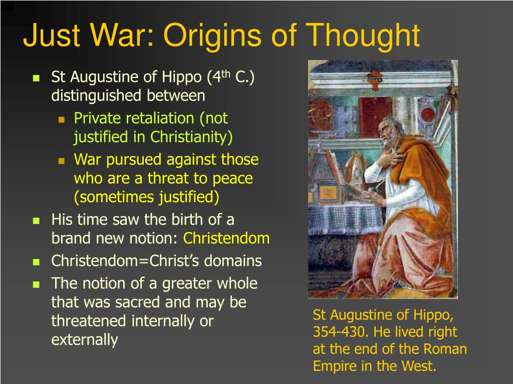 St Augustine of Hippo (4