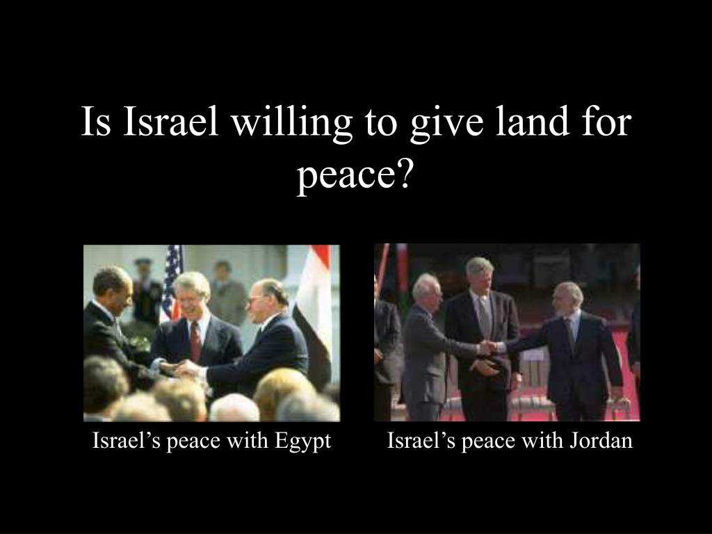 Israel's peace with Egypt