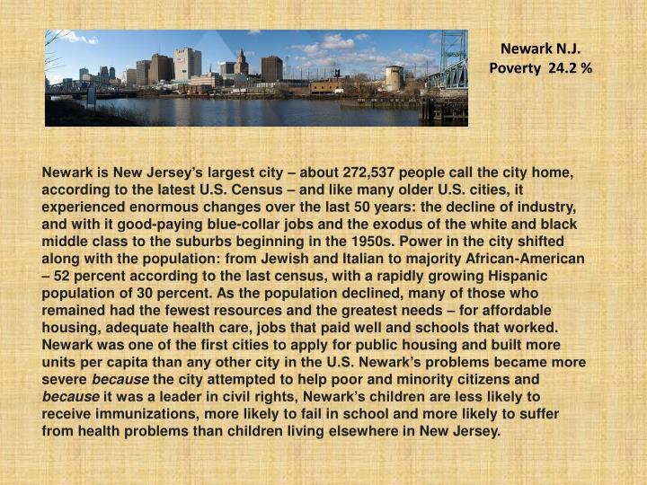 Newark N.J.