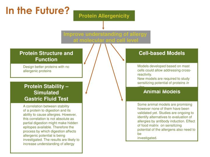 Protein Allergenicity