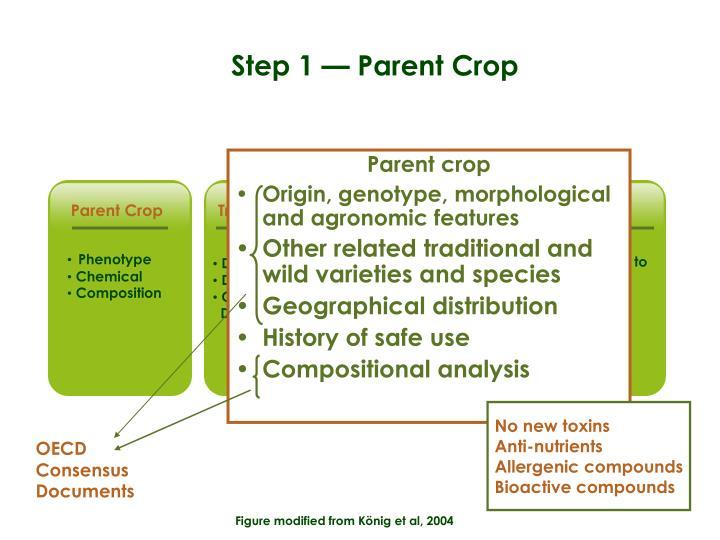 Parent Crop