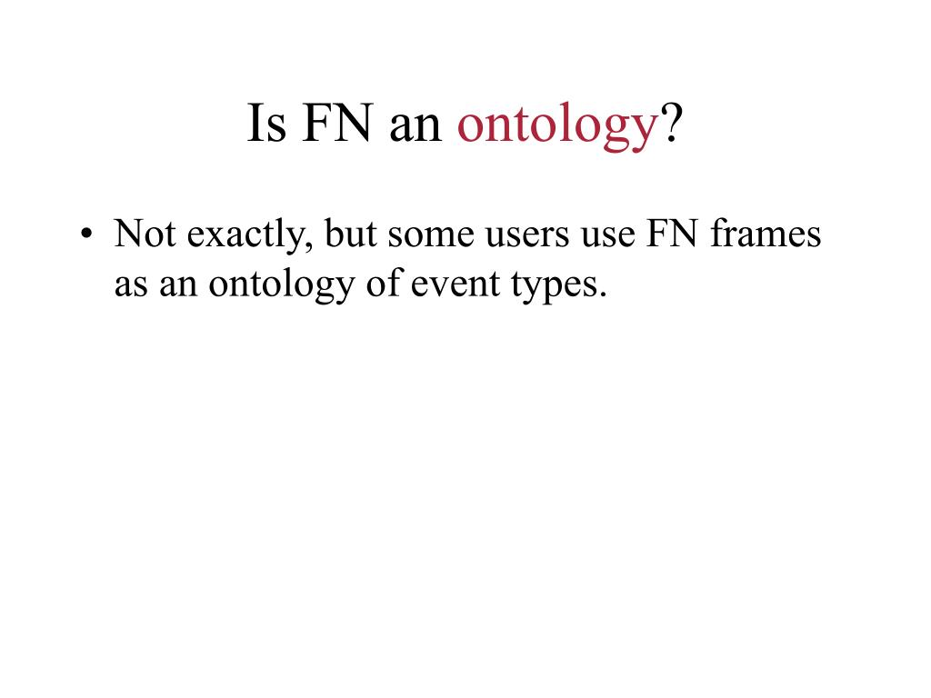 Is FN an