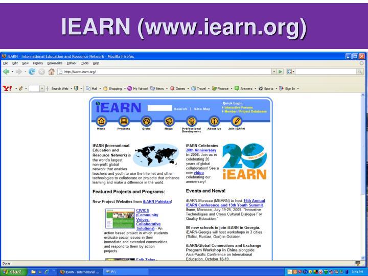 IEARN (www.iearn.org)
