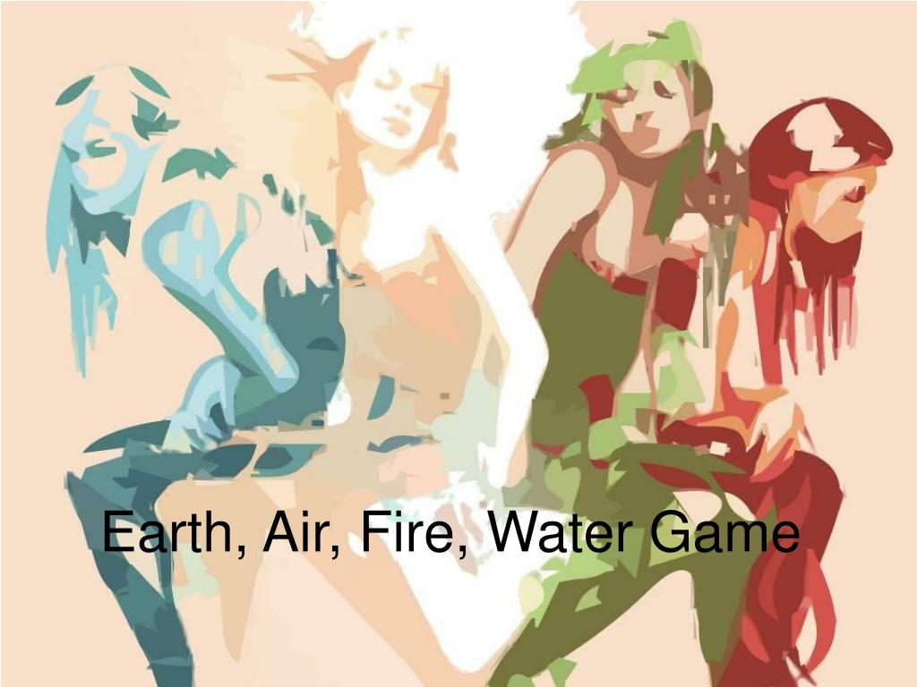 Earth, Air, Fire, Water Game