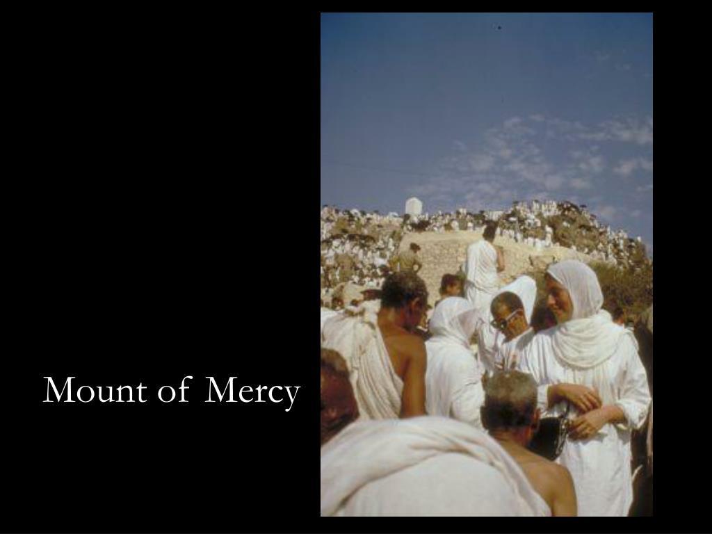 Mount of Mercy