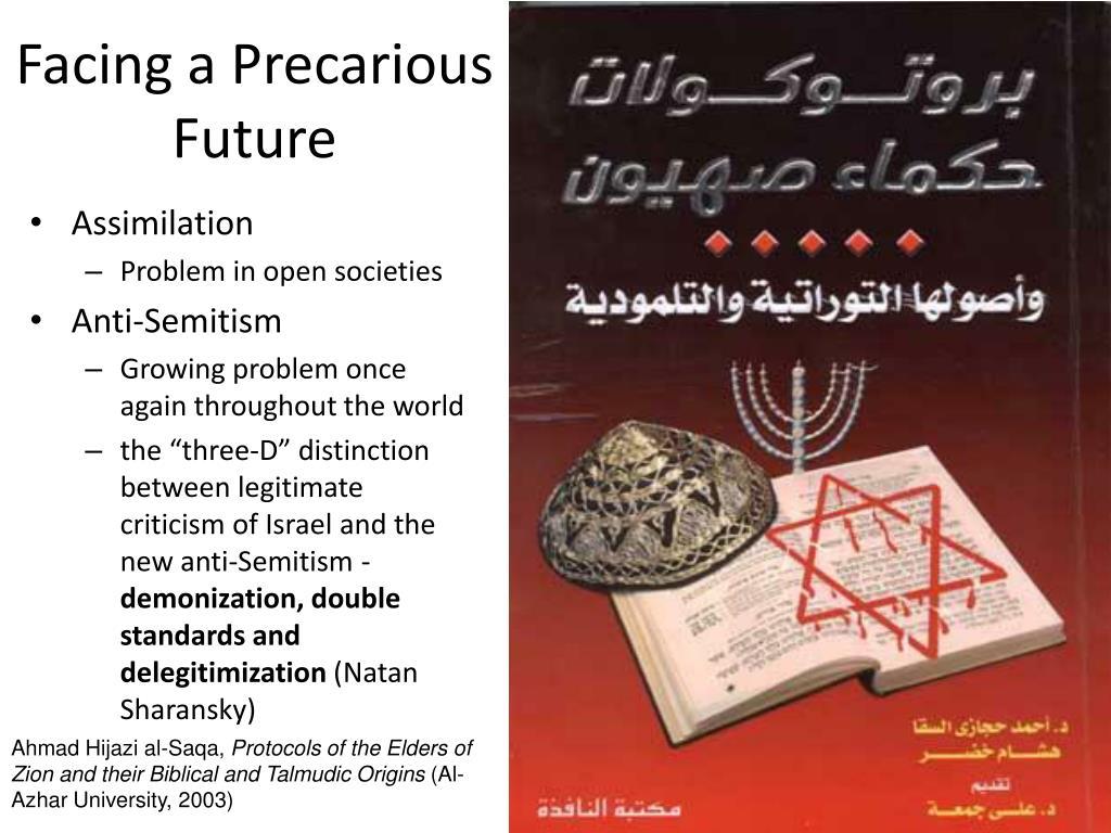 Facing a Precarious Future