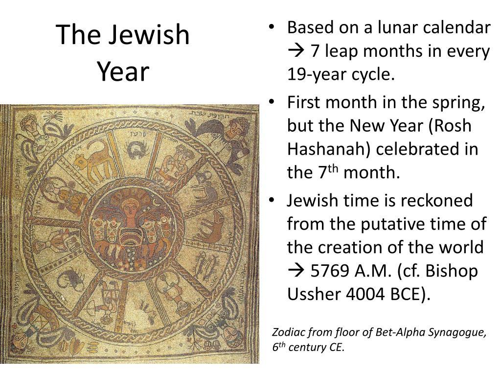 The Jewish Year