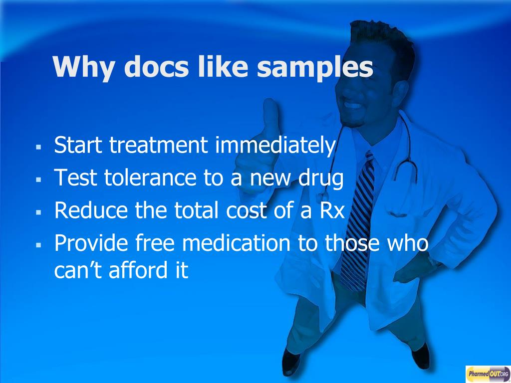 Why docs like samples