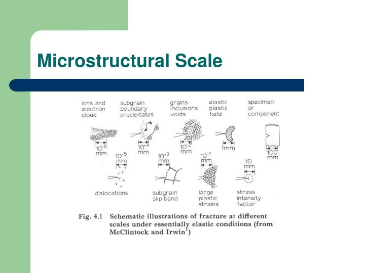 Microstructural Scale