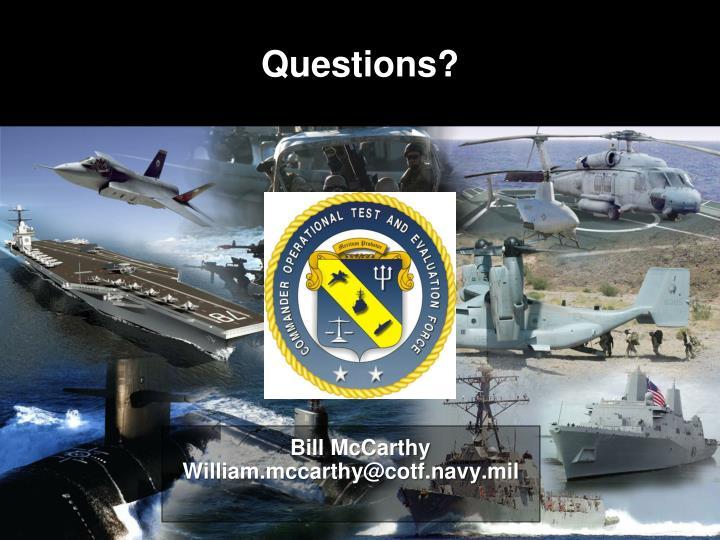 Bill McCarthy
