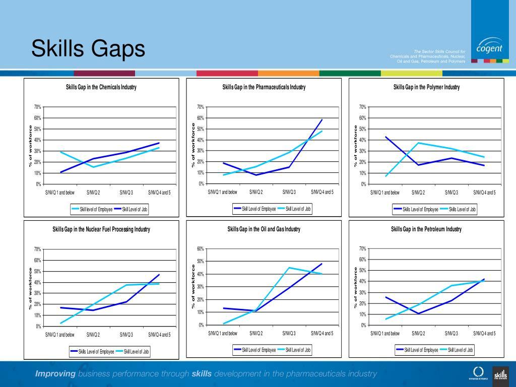 Skills Gaps