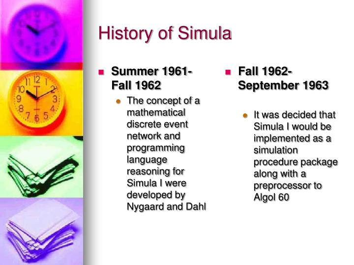 Summer 1961-Fall 1962