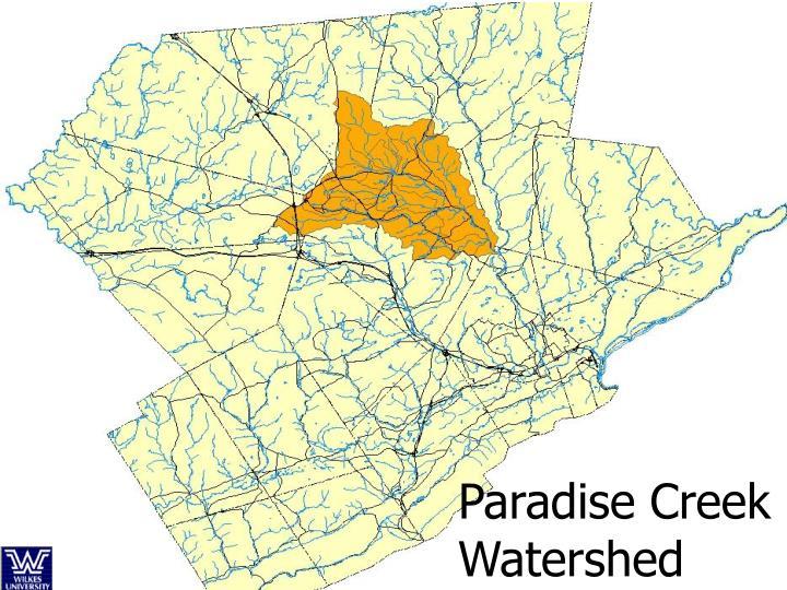 Paradise Creek Watershed