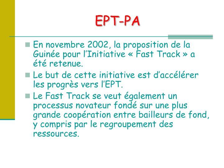 EPT-PA