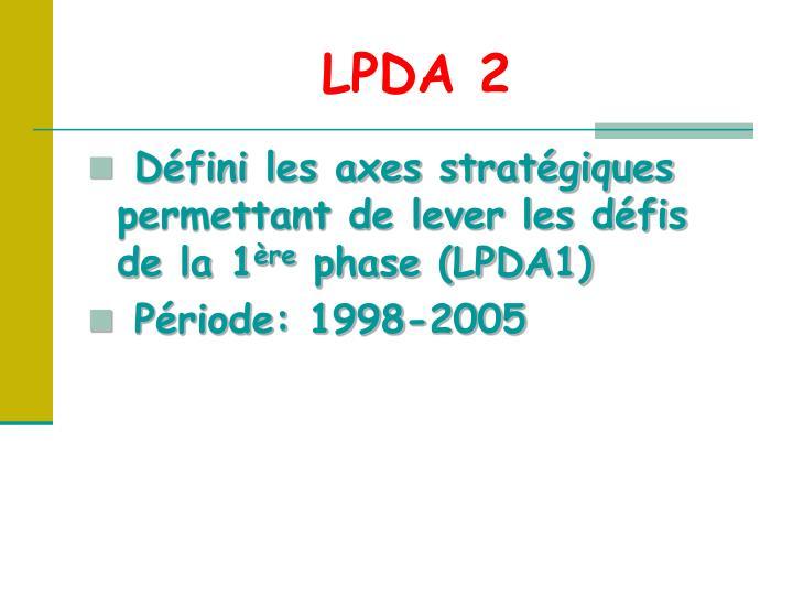LPDA 2