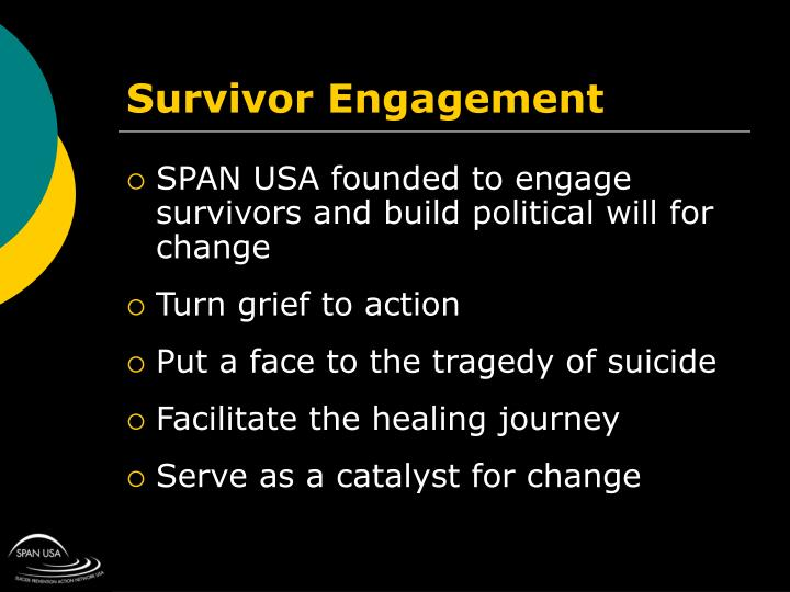 Survivor Engagement
