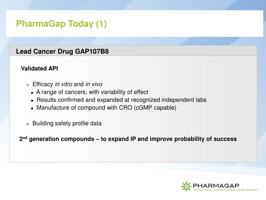 PharmaGap Today (1)