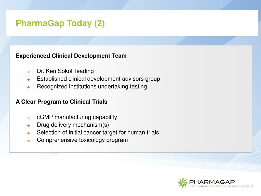 PharmaGap Today (2)