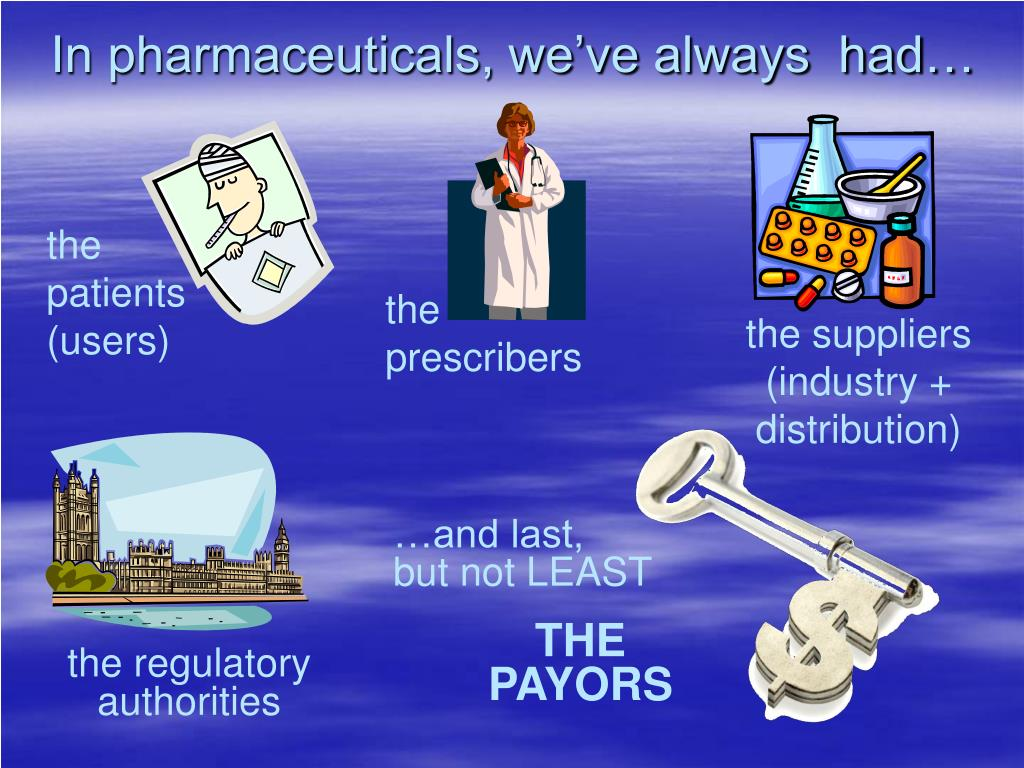 the patients (users)