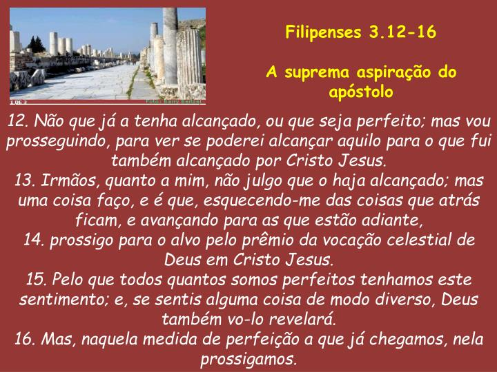 Filipenses 3.12-16
