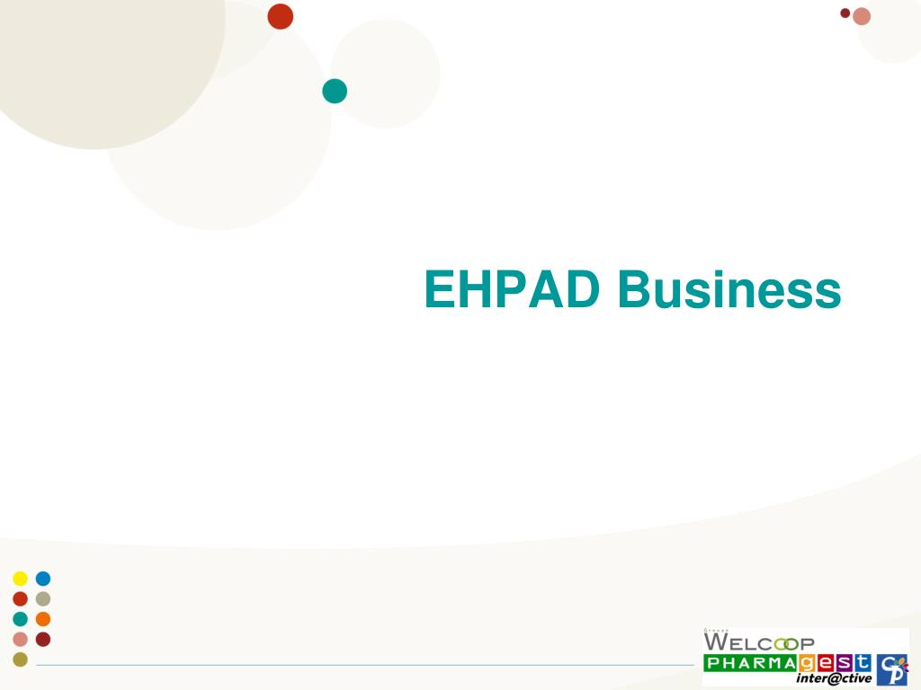 EHPAD Business