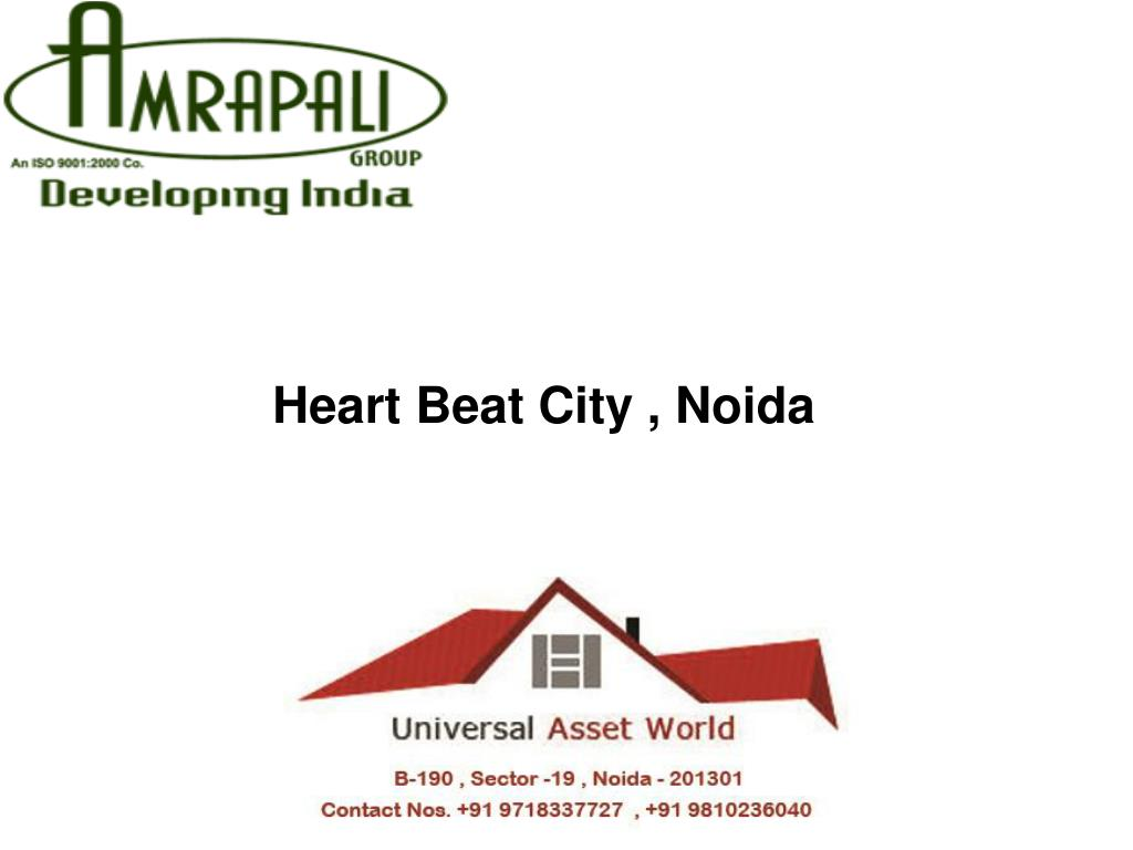 Heart Beat City , Noida