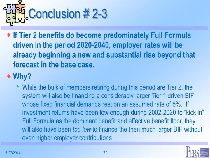 Conclusion # 2-3