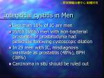 interstitial cystitis in men