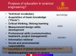 purpose of education in science engineering7