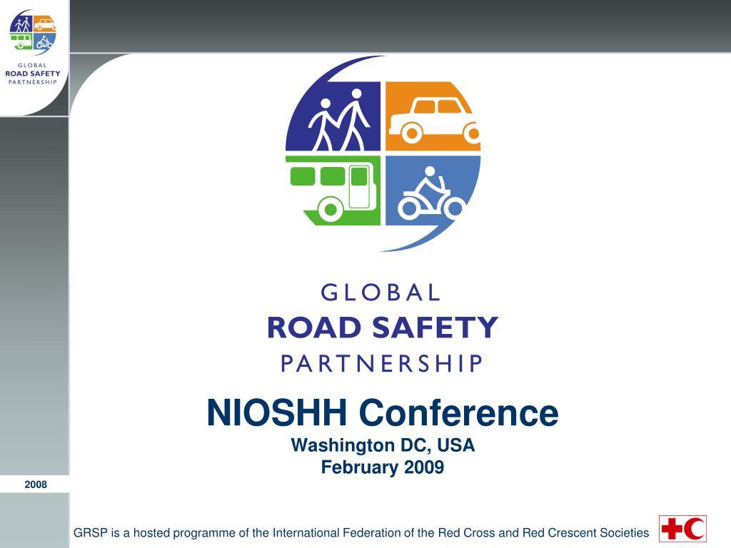 NIOSHH Conference