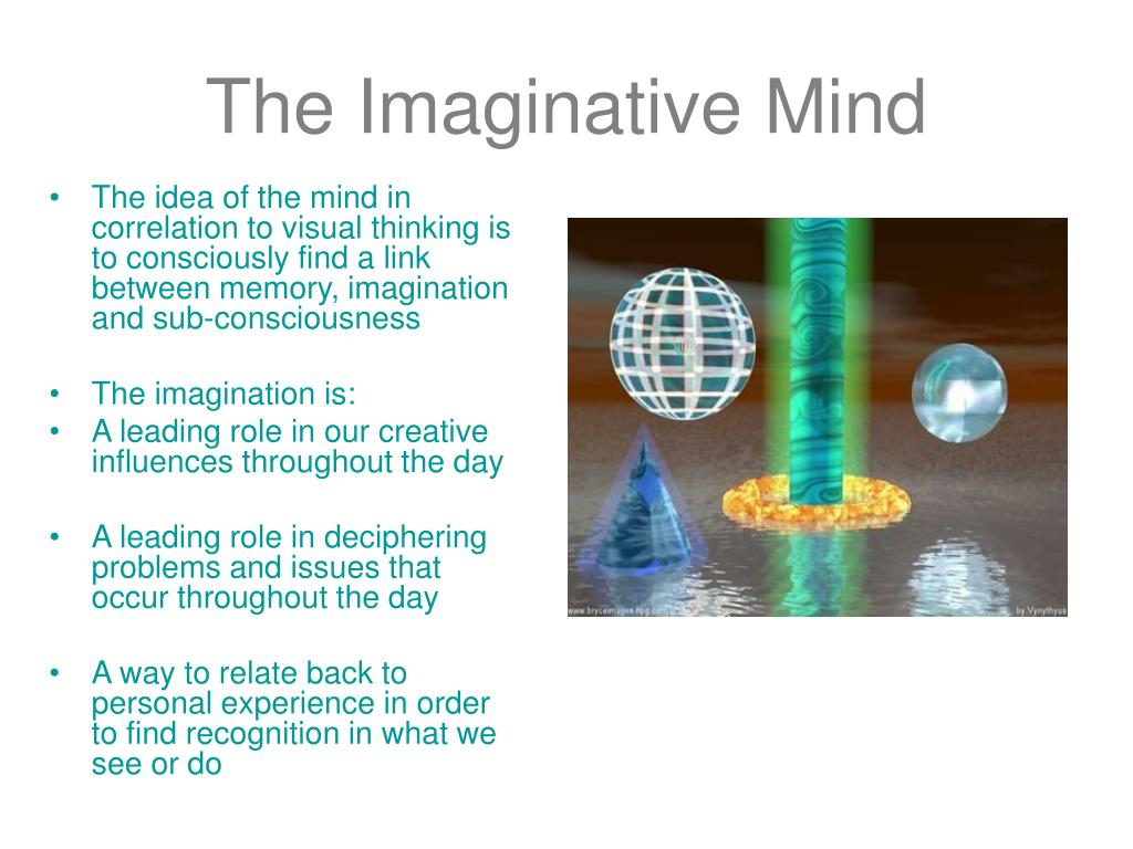 The Imaginative Mind