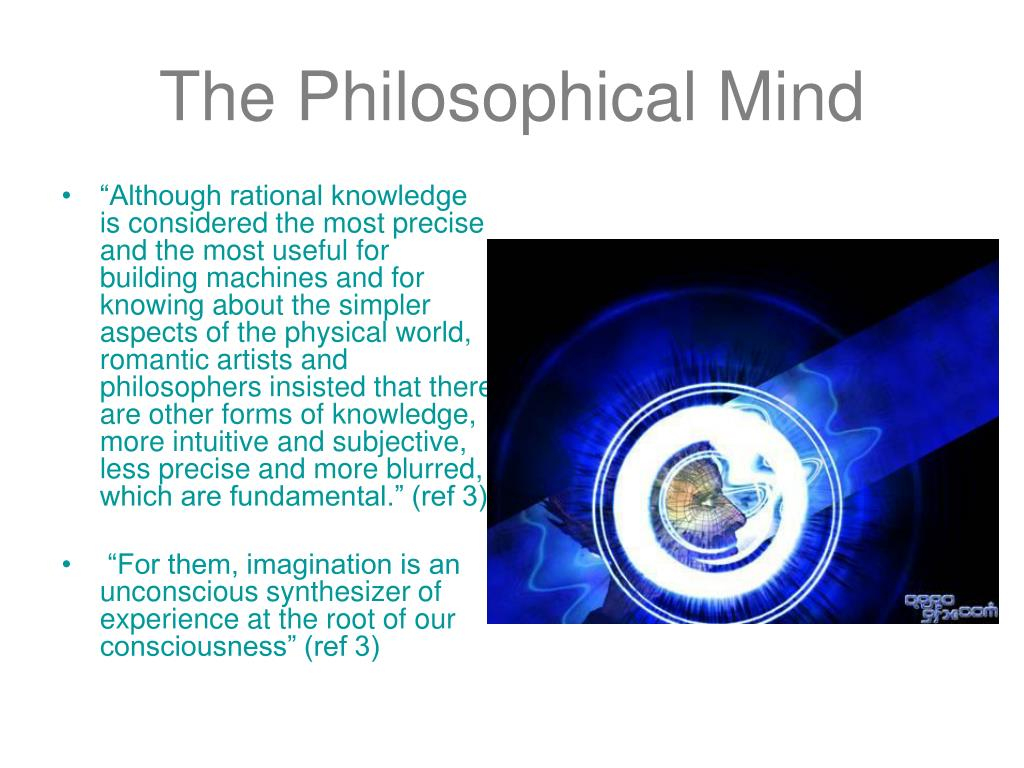 The Philosophical Mind
